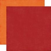 Red - Orange Paper - A Perfect Autumn - Echo Park