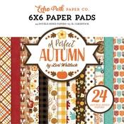 A Perfect Autumn 6 x 6 Paper Pad - Echo Park