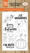 Fall Memories Stamp Set - Echo Park