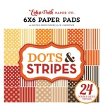 Fall 2017 Dots & Stripes 6 x 6 Paper Pad - Echo Park