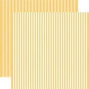 Honey Stripe Paper - Echo Park