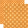 Butterscotch Dot Paper - Dots & Stripes Fall 2017 - Echo Park
