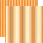Butterscotch Stripe Paper - Dots & Stripes Fall 2017 - Echo Park