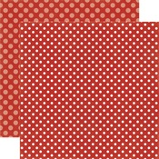 Apple Dot Paper - Dots & Stripes Fall 2017 - Echo Park