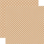 Oatmeal Dot Paper - Dots & Stripes Fall 2017 - Echo Park