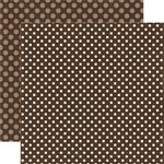 Molasses Dot Paper - Dots & Stripes Fall 2017 - Echo Park