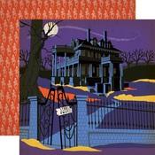 Haunted House Paper - Carta Bella