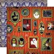 Portrait Gallery Paper - Haunted House - Carta Bella
