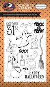 Halloween Night Stamp - Carta Bella
