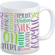 Fiber Lovers - Lingo Mug 11oz