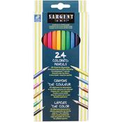 Colored Pencils 24/Pkg