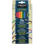 Colored Pencils 36/Pkg