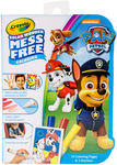 Paw Patrol - Crayola Color Wonder On The Go Coloring Kit