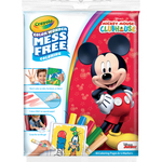 Mickey Mouse Clubhouse - Crayola Color Wonder Coloring Pad & Markers
