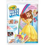 Disney Princess - Crayola Color Wonder Coloring Pad & Markers