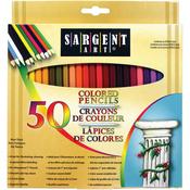 Colored Pencils 50/Pkg