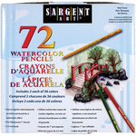 Watercolor Pencils 72/Pkg