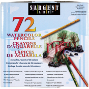 Watercolor Pencils 72/Pkg