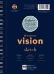 "Strathmore Vision Sketch Pad 5.5""X8.5"""