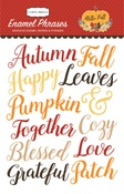 Hello Fall Enamel Words & Phrases - Carta Bella