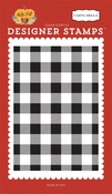 Buffalo Plaid Stamp - Carta Bella - PRE ORDER
