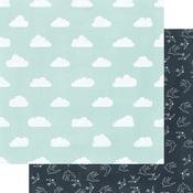 Head In The Clouds Paper - Dream Big - Fancy Pants