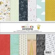 Dream Big 6 x 6 Paper Pad - Fancy Pants
