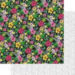 Paradise Found Paper - Hello Sunshine - Fancy Pants