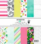 Hello Sunshine 6 x 6 Paper Pad - Fancy Pants