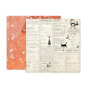 Spellcast Paper 5 - Pink Paislee