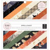 Spellcast 6 x 6 Paper Pad - Pink Paislee