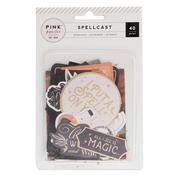 Spellcast Ephemera - Pink Paislee