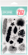 "Tropics - Avery Elle Clear Stamp Set 4""X6"""