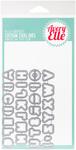 Modern Alphabet - Elle-Ments Dies
