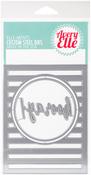 Horizontal Stripes - Elle-Ments Dies