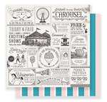 Exhibits Paper - Carousel - Maggie Holmes - PRE ORDER
