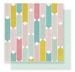 Dazzle Paper - Carousel - Maggie Holmes - PRE ORDER