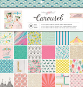 Carousel 12 x 12 Paper Pad - Maggie Holmes