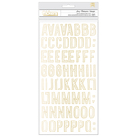 Gold Foil Swing Chipboard Thickers - Carousel - Maggie Holmes