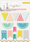 Banner Shapes Sticky Note Set - Carousel - Maggie Holmes