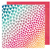 Love Wins Paper - Hustle & Heart - Amy Tangerine