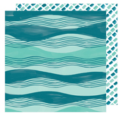 Across The Waves Paper - Hustle & Heart - Amy Tangerine