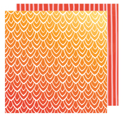 Hello Sunrise Paper - Hustle & Heart - Amy Tangerine