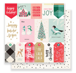 Greetings Paper - Falala - Crate Paper