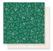 Mistletoe Paper - Falala - Crate Paper