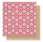 Snowflakes Paper - Falala - Crate Paper - PRE ORDER