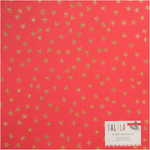 Falala Glitter Cardstock - Crate Paper