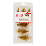 Wire Brush Trees - Falala - Crate Paper
