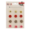 Falala Buttons - Crate Paper