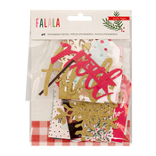 Falala Ephemera - Crate Paper